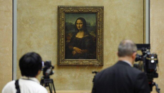 """Новая тайна """"Джоконды"""". Ученый нашел под портретом Моны Лизы скрытый набросок"""
