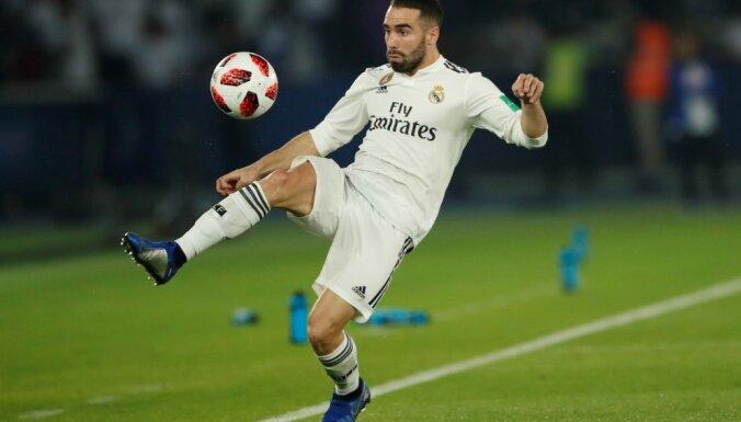 Spānijas čempionāta simboliskajā izlasē iekļauts tikai viens 'Real Madrid' futbolists