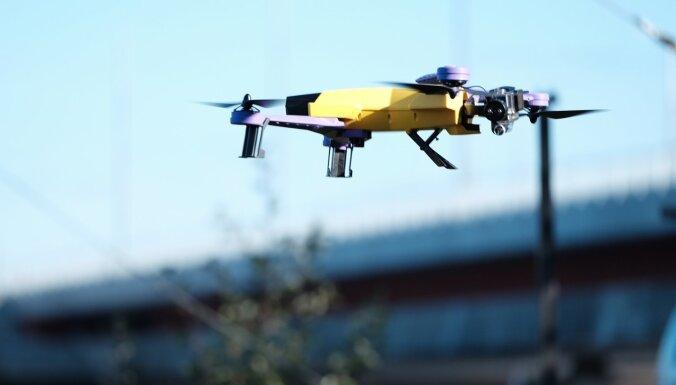 Ужесточены правила управления дронами