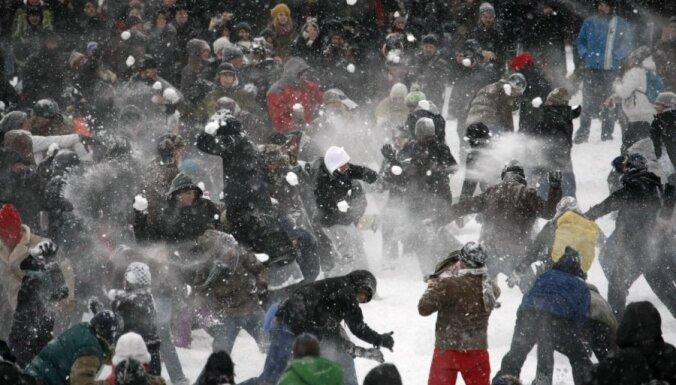 Drošības apsvērumu dēļ atceļ Berlīnes sniega kauju