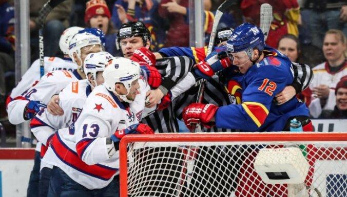 Jokerit - SKA, KHL