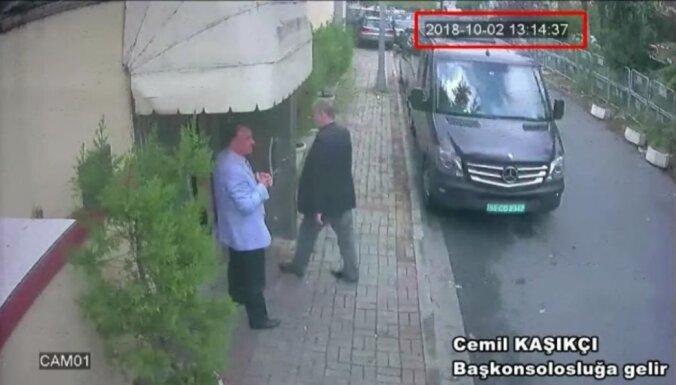 Турецкая полиция ищет останки саудовского журналиста в лесу