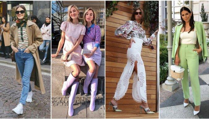 ФОТО. Как одеваться в мае: 31 идея на каждый день месяца
