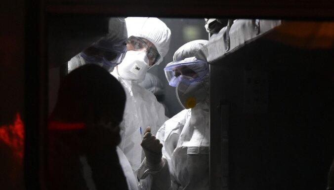 Covid-19: Ukrainā skandāls par VIP palātām Kijevas slimnīcās
