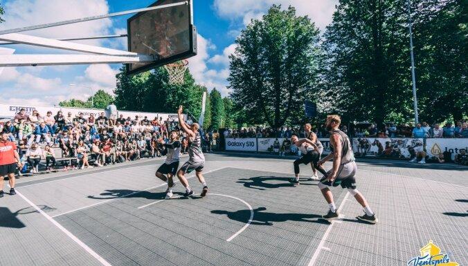 В эти выходные в Вентспилсе пройдет фестиваль уличной культуры и спорта Ghetto Games