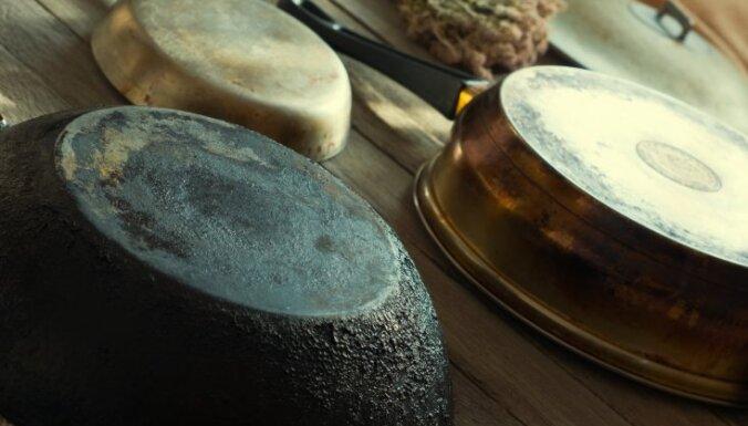 Kā lietderīgi izmantot vecās pannas, kastroļus un kūku veidnes?