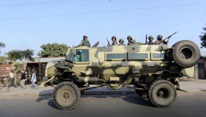 Mozambikā nogalināti pieci krievu algotņi, ziņo vietējā prese