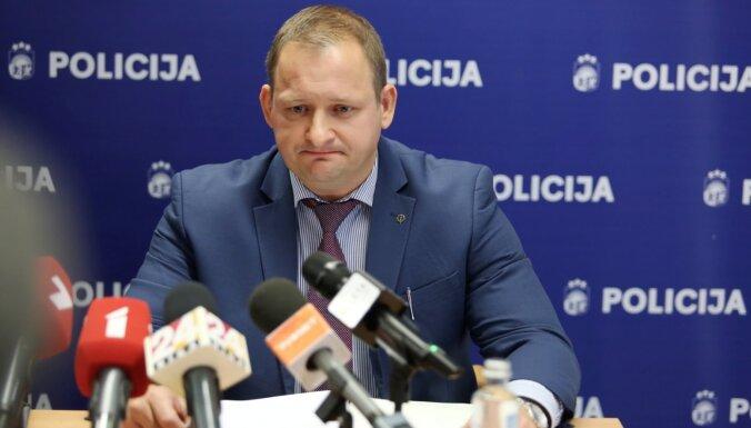 Начальник Госполиции: в расследовании убийств Ребенка и Бункуса имеются подвижки