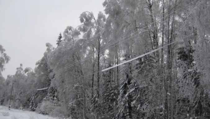 Latgales 'maģiskajā četrstūrī' aptuveni 8000 mājsaimniecību bez elektrības