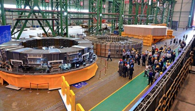 ЕС выделил 5,6 млрд евро на термоядерный реактор