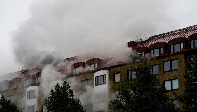 В Швеции произошел взрыв в жилом доме: госпитализировано более 20 человек