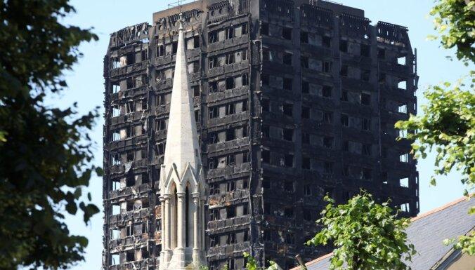 Полиция: при пожаре в лондонской высотке погибли 79 человек