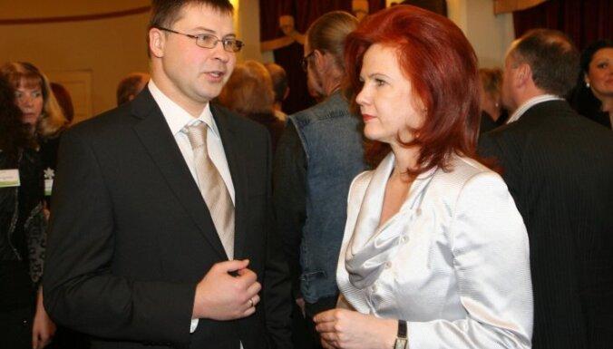 'Vienotība' uz Saeimas vēlēšanām plāno sadarboties ar sešām reģionālajām partijām