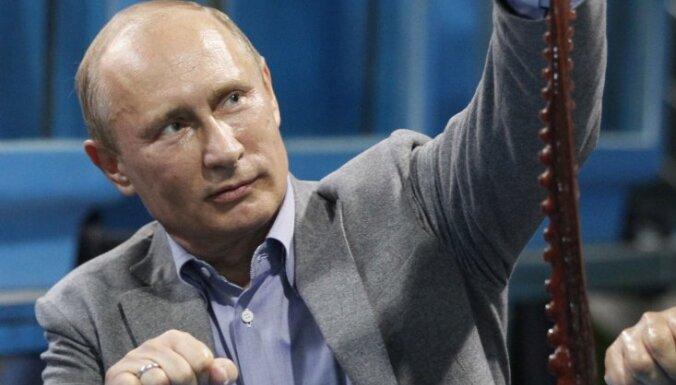 Economist: Россия только кажется сильной