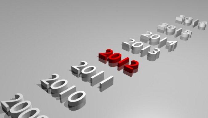 Aptauja: iedzīvotāji 2012.gadu sagaida ar lielāku optimismu nekā sagaidīts šis gads