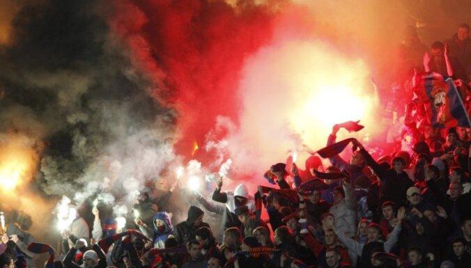 УЕФА наказал ЦСКА тремя домашними матчами без зрителей