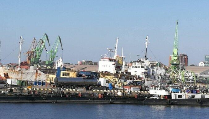 В Литву прибыл танкер с российской нефтью для Белоруссии