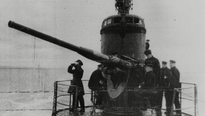 Памятник, которого не было? В Риге демонтировали памятный знак советским подводникам