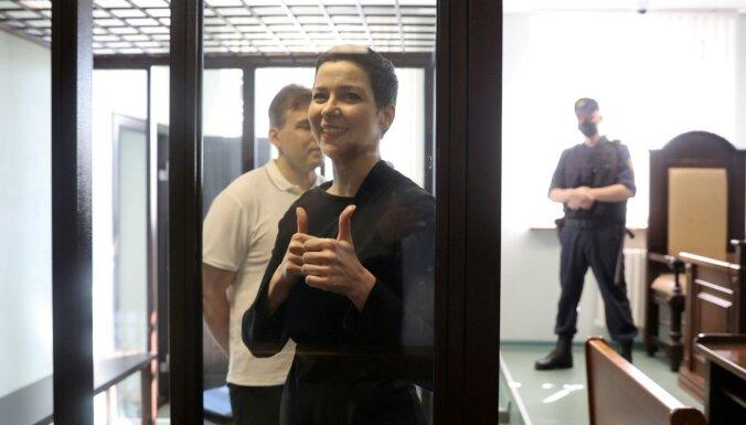 """Мария Колесникова: """"Тюрьма — это отвратительное место, но здесь я особенно чувствую себя свободной"""""""