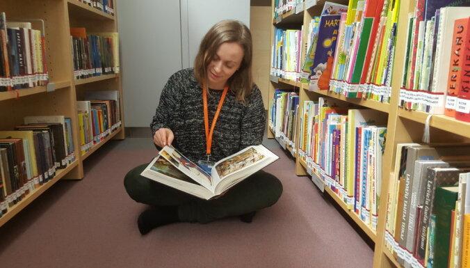 Как две мамы из Латвии решили открыть свою виртуальную библиотеку