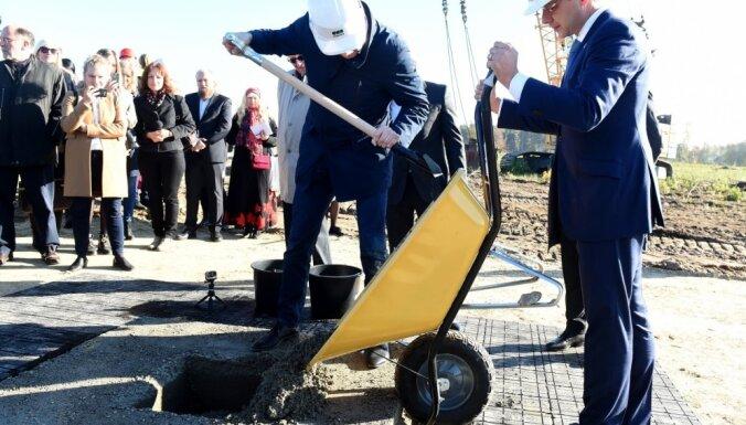 Rīgas dome atbalsta 'Lidl' tilta būvniecību