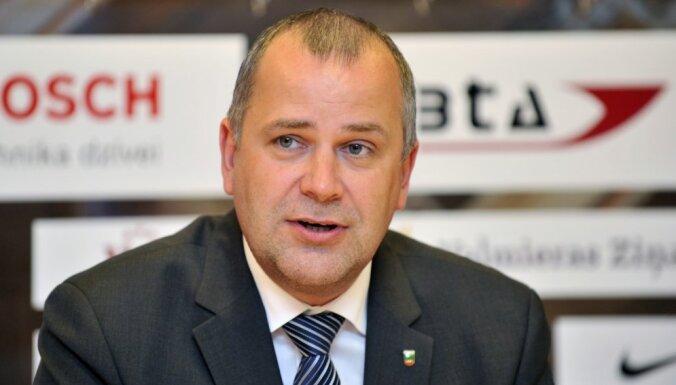 Вейонис предложил кандидатом на пост премьера мэра Валмиеры