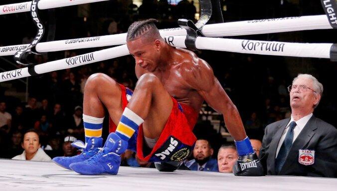 Kārtējais boksa upuris – četras dienas pēc cīņas miris 27 gadus vecs ASV sportists