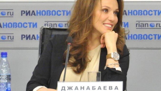 Альбина Джанабаева родила Валерию Меладзе второго сына
