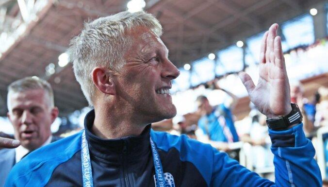 Дантист, режиссер и политик. Кто они — герои сборной Исландии по футболу
