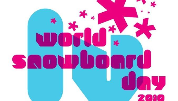 Pasaules snovborda dienā veidos Latvijas snovbordistu kopbildi