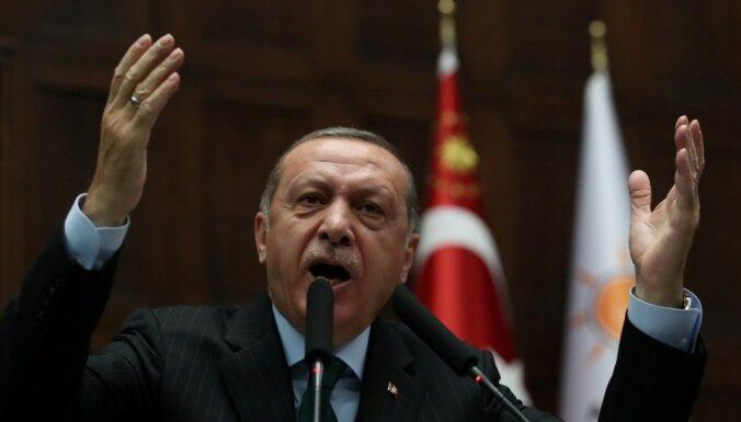 Эрдогана возмутило отсутствие поддержки в НАТО его действий в Сирии