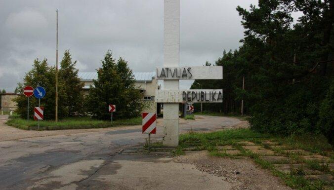 Портал: задержанные на военной базе в Адажи россияне прибыли из Литвы