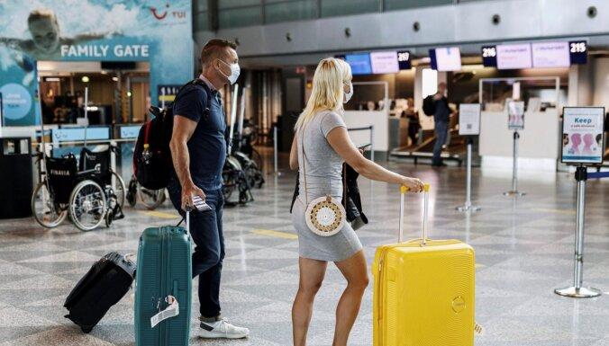 Covid-19: ES izstrādā kopīgus ceļošanas ierobežošanas kritērijus