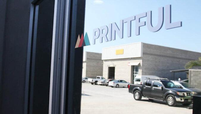 'Printful' savu piekto biroju atver Barselonā, investīcijas plānotas ap miljonu eiro