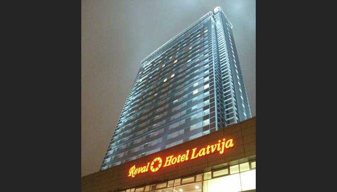 """Гостиница """"Латвия"""""""