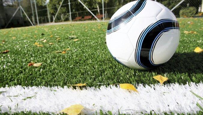 'Daugavpils' futbolisti izglābjas kompensācijas laika ceturtajā minūtē