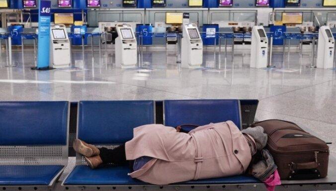 Grieķijas gaisa satiksmes kontrolieri atceļ plānoto streiku