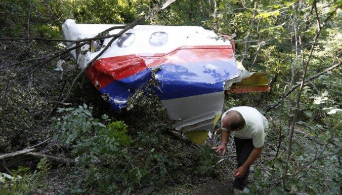 Maskava neatbalsta ANO tribunāla izveidošanu MH17 notriekšanā vainojamo tiesāšanai