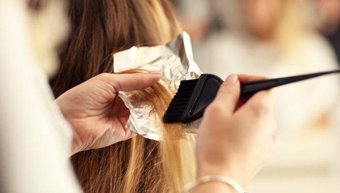 Окрашивание волос: за и против