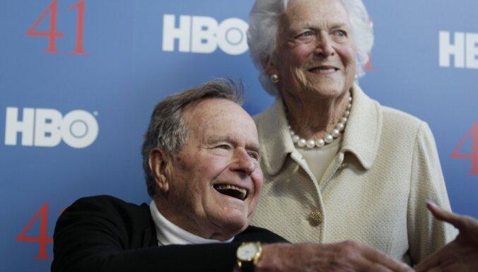 Хакер взломал электронную почту Джорджа Буша-старшего