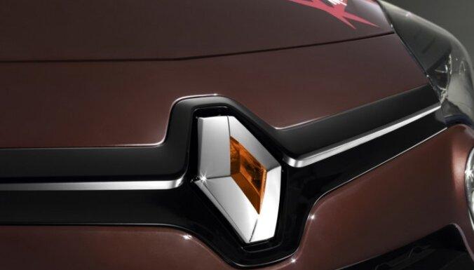 FIAT atsauc piedāvājumu apvienoties ar 'Renault', vaino Francijas valdības nostāju