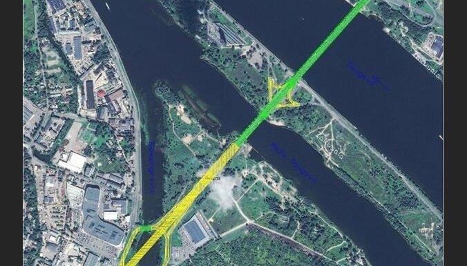 На Островном мосту меняется организация дорожного движения