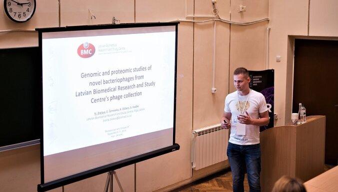 Jauna asinsrite Latvijas zinātnē – pirmo bioinformātikas stipendijas ieguvēju sasniegumi