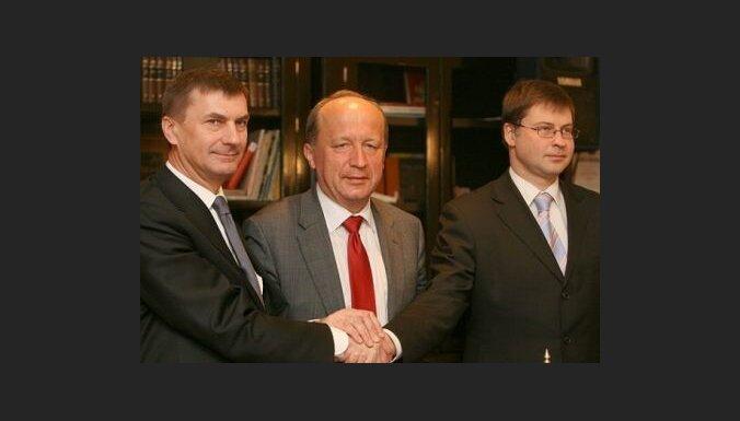Латвия уступила шведский кабель Литве