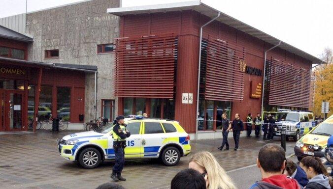 Нападение с мечом в шведской школе: погибли учитель и школьник