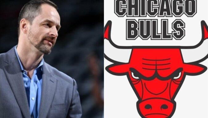 Lietuvietis Karnišovs oficiāli nonāk NBA komandas 'Bulls' vadībā