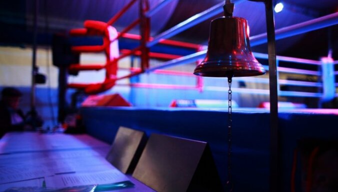 Боксер впал в кому и умер после полученной травмы на ринге в результате нокаута