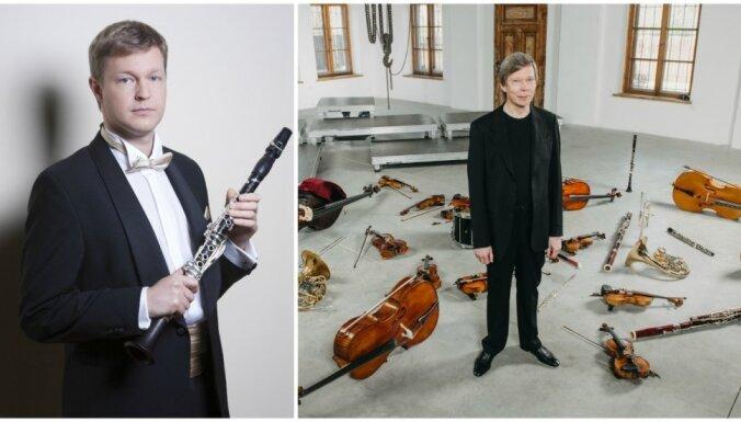 'Sinfonietta Rīga' jaunā programmā atskaņos Štrausa, Fagerlunda un Paideres skaņdarbus