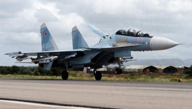 Россия заявила о готовности поставлять Турции Су-35 вместо американских F-35