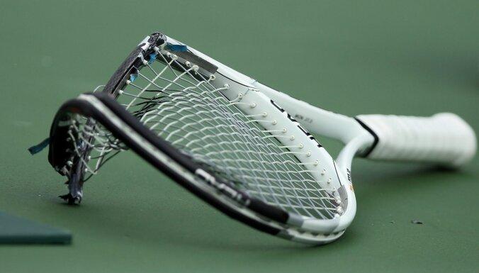 ВИДЕО: Неправильное рукопожатие привело к потасовке теннисисток на корте